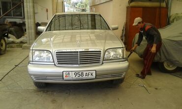 Mercedes-Benz в Шопоков: Mercedes-Benz C 320 3.2 л. 1995 | 150000 км