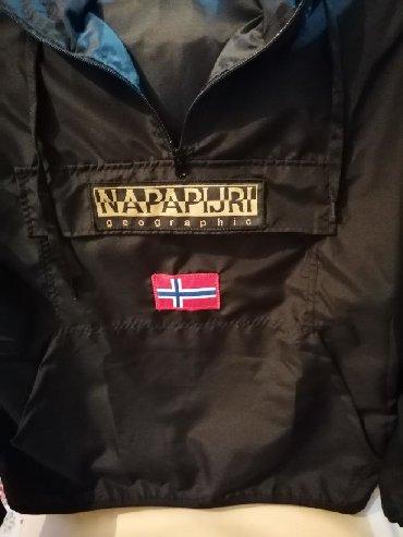 Napapijri duks - Srbija: Prodajem novu jaknu NAPAPIJRI, nekorišćenu, Veličina-S. Kupljena za