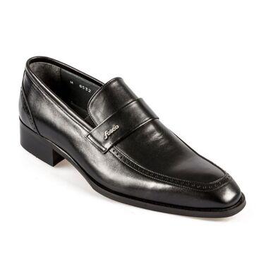 Мужская обувь - Азербайджан: 44 razmer. Təmiz dəri. Qiyməti 130 AZN. Türkiyyə istehsalı