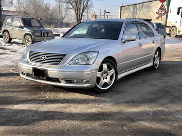 шины для грузовых автомобилей в Кыргызстан: Toyota Celsior 4.3 л. 2004 | 173580 км