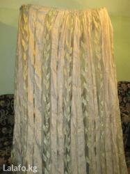 Продам Тюли разные , 6 штук , длина 2. 5 метра! В отличном в Бишкек