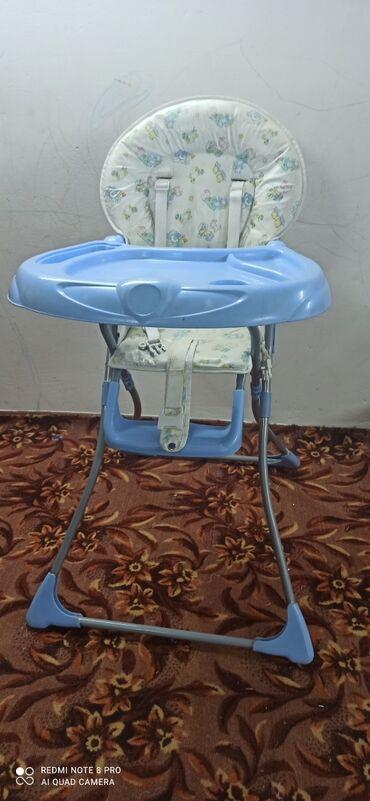 Детский стульчик Б/У 2000с