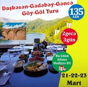 axtarışı - Azərbaycan: Turizm | Turlar
