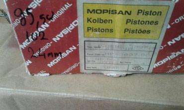 Поршня на мерседес 124кузов мотор .102 в Бишкек