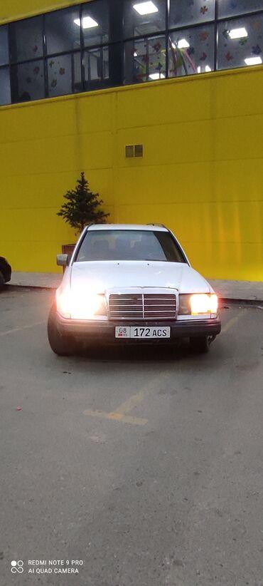 Mercedes-Benz 250 2.9 л. 1989 | 350 км
