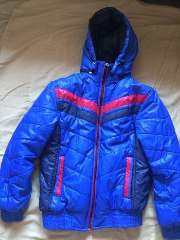 Zenska decija - Srbija: Moderna jaknaKupljena u inostranstvuObucena par putaVelicina 12