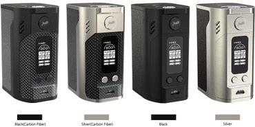 Vape WISMEC Reuleaux rx300 300w od za elektronska cigareta vejp - Kraljevo