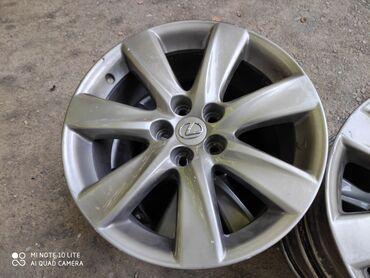 lexus px в Кыргызстан: ПРОДАЮ Диски от Lexus LS460 4шт. R19 - 8J . 5/120 в отлично состояни