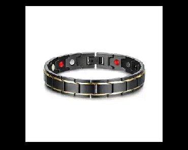 Мужские Магнитные браслеты от давление 4 в 1Магнитные браслеты