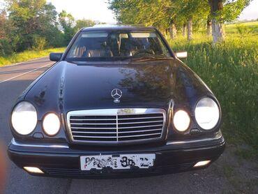 Транспорт - Кок-Джар: Mercedes-Benz E 430 4.3 л. 1998