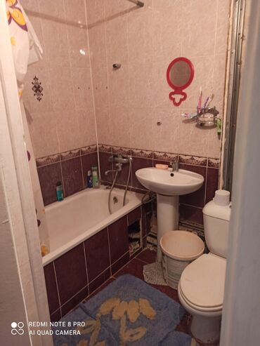 Долгосрочная аренда квартир - С мебелью - Бишкек: 8 мкрн 2х комнатная квартира сдаём на длительный срок желательно о