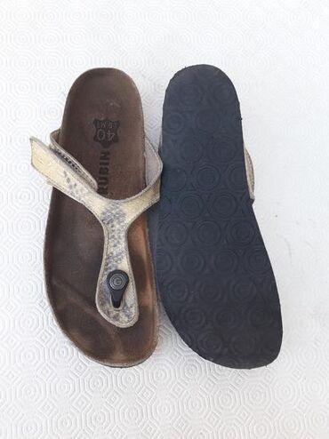 Ženska obuća | Valjevo: Grubin - broj 40 - kozne - jako udobne. Broj 40 - gaziste 25cm