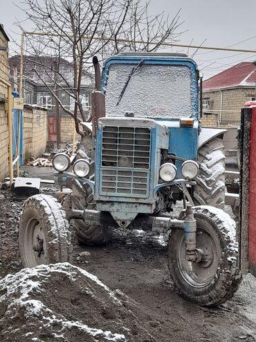 Gəncə traktor zavodu - Azərbaycan: Mtz 80 mala satilmir aparat lafet traktor islekdir hami elave melumat