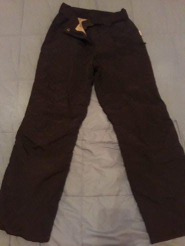 Zenske Ski pantalone,nosene samo par puta pa su ocuvane kao nove bez - Belgrade