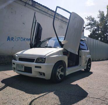 Автомобили - Бишкек: Daihatsu Cuore 1.3 л. 1991 | 200000 км