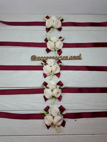 ленточки для подружек невесты в Кыргызстан: Ленточка для подружки невесты Цвет ленты можете выбрать