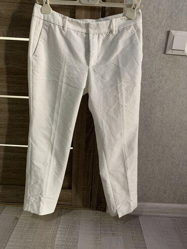 semejnoe postelnoe bele s dvumja в Кыргызстан: Zara оригинал брюки 7/8 размер S/m покупали за 3500