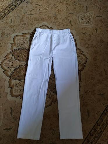 Белые брюки на 28-29 р. в Бишкек