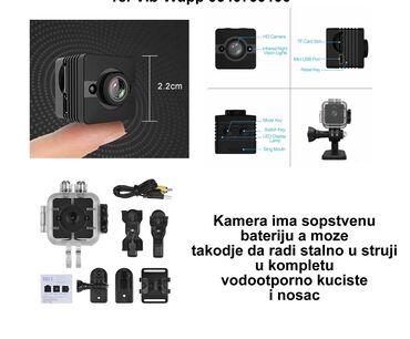 Elektronika - Kraljevo: Sq 12 mini camera visestruke namene,poseduje full hd 1080P