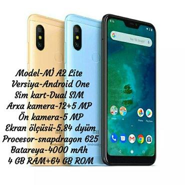Xiaomi mi a2 lite в Bakı