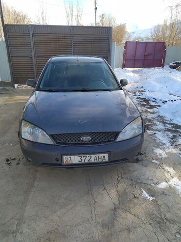 черный ford в Кыргызстан: Ford Mondeo 1.8 л. 2001
