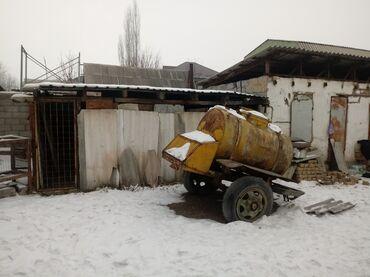 Бочка (прицеп) для кваса советская 900 литров,внутренний бак