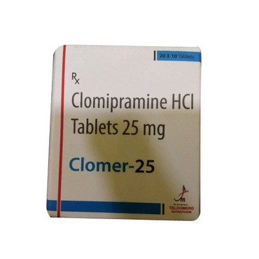 Clomipramine HCl Tablet, Packaging Type: Box σε Lakonia
