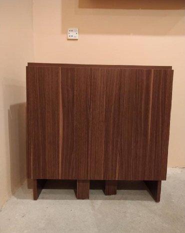 деревянный кухонный стол в Азербайджан: В идеальном состоянии стол книжка.размещает в себя 8человек