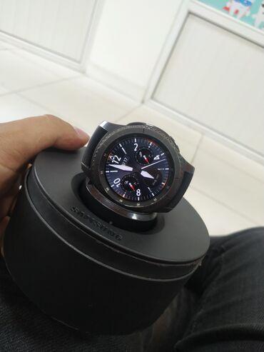samsung gear s3 в Кыргызстан: Продаю часы Самсунг Gear S3 frontier состояние хорошее