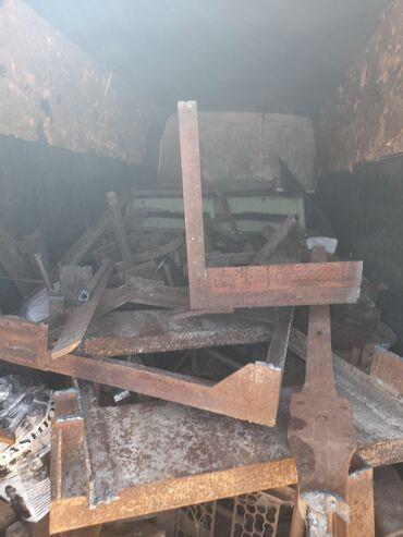 Услуги - Дачное (ГЭС-5): Приём чёрный метал, черный метал, кара темир темир алабыз, труба