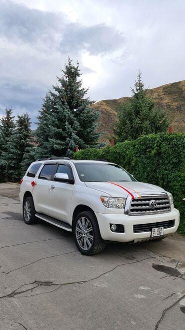 Toyota - Модель: Sequoia - Бишкек: Toyota Sequoia 5.7 л. 2011   195000 км