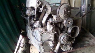 Продаю мотор плита С180 мерседес   в Каракол