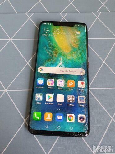 Huawei mate 8 64gb - Srbija: Huawei Mate 20 pro dual sim(Korišćeno)170,00€ - Fiksno(Zamena