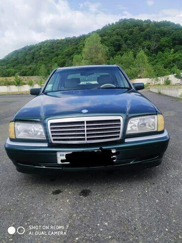 İşlənmiş Avtomobillər Qəbələda: Mercedes-Benz 220 2.2 l. 1996 | 215069 km