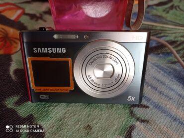 Продаю фотоаппарат Самсунг. Есть вайфай. Пользовались мало. В очень
