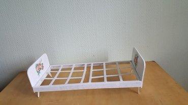 Кроватка для куклы советская в Бишкек