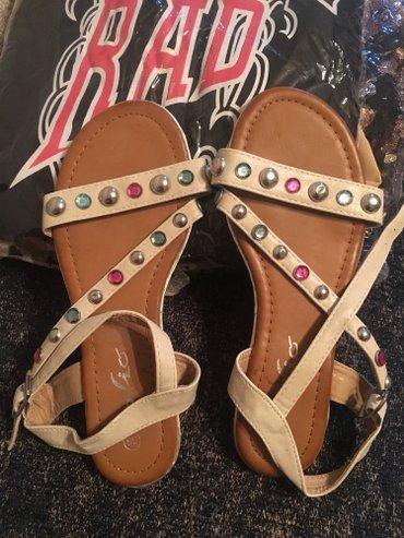 Sandale br.36 i 37 nove - Odzaci