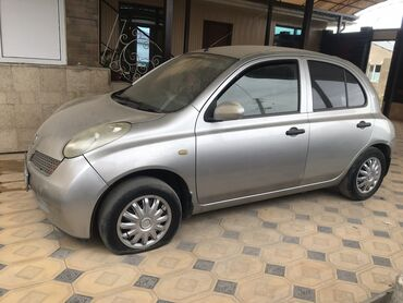 Nissan March 1.3 л. 2003 | 220000 км
