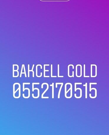 Bakı şəhərində Gold Bizness Bakcell