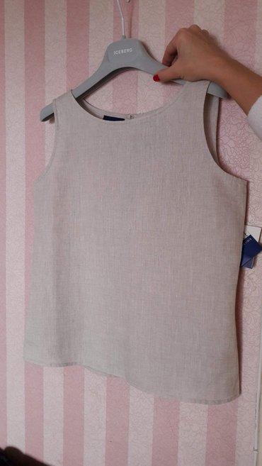 Liz claiborne nova bluza od lana,ima etiketu. Kupljena u americi - Belgrade