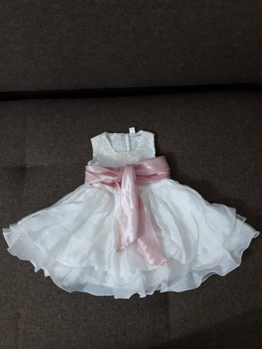 Продаю нарядное б/у платье от фирмы в Бишкек