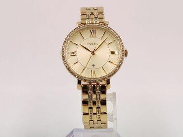 купить золотые часы в бишкеке in Кыргызстан   АВТОЗАПЧАСТИ: 1: часы женские оригинал fossil. Покрытие жёлтого золота 18 карат