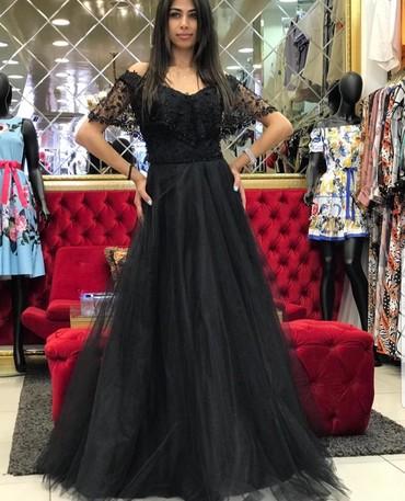 Вечернее платье шикарного качества в Кант