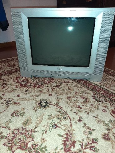 lg телевизор цветной в Кыргызстан: Продаю цветной ТЕЛЕВИЗОР LG в отличном состоянии!!! В подарок DVD