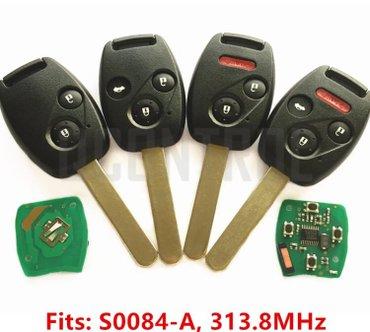 пульт для автомобиля в Кыргызстан: Продажа кнопок для хонд. фит, аккорд, степ, срв и тд новые. новый пуль