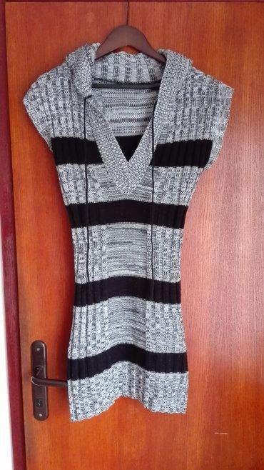 Tunika s/m velicina,proizvedeno u Srbiji.70%poliakril,30%vuna. in Novi Sad