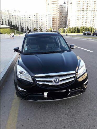 Changan Azərbaycanda: Changan CS35 1.6 l. 2013 | 17000 km