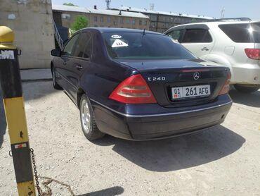 Mercedes-Benz C 320 3.2 л. 2001