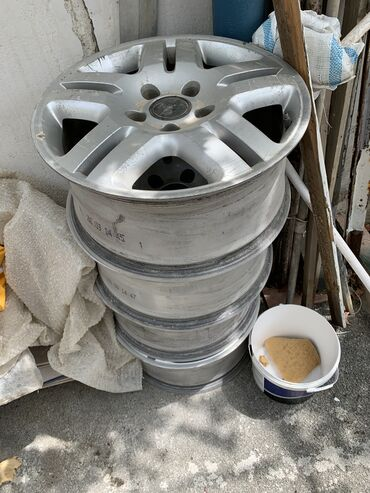 diski bmw 32 stil в Азербайджан: 4 eded wolsvagen touareg diski
