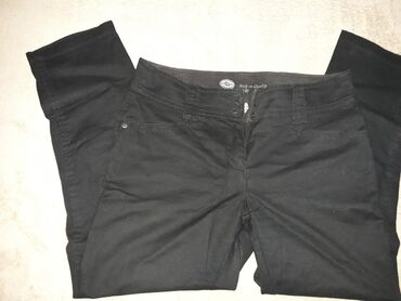 Zenske klasicne pantalone nemackoj - Srbija: Crne super klasicne pantalone